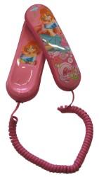 TELEFONO CON FILO ''WINX BLOOM''