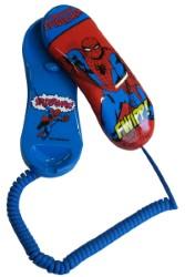 TELEFONO CON FILO ''SPIDER MAN''
