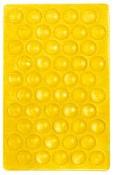 GOMMINO ADESIVO PVC 7X1,5 MM 50PZ