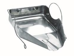 Pavi scivolo per spremipomodoro elettrico per n°5 con banco in acciaio inox