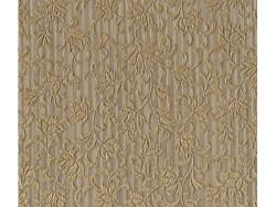 TOVAGLIATO IN PVC FANTASTIK LINEA NATALIZIA 514-52 GOLD  Rotolo cm.140 (H) x 20 mt (L)