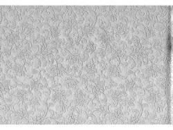 TOVAGLIATO IN PVC TRASPARENTE GOFFRATO CRYSTAL 514  Rotolo cm.140 (H) x 30 mt (L)
