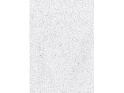 TOVAGLIATO IN PVC GLITTER ARGENTO  Rotolo cm.140 (H) x 30 mt (L)