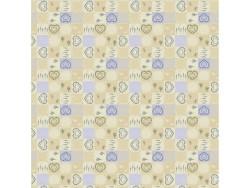 TOVAGLIATO IN PVC FANTASTIK C101-3 Rotolo cm.140 (H) x 20 mt (L)