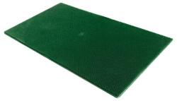 Zerbino ''millepunte'' in pvc verde cm.40x70