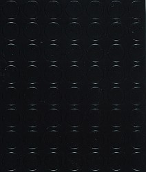 COPRIPAVIMENTO BOLFLEX NERO MT.25 H.100