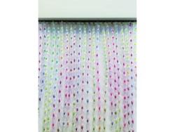 TENDA IN PVC TORTIGLIONE col. Multicolor cm. 100x220