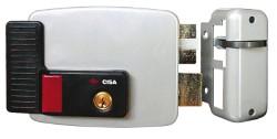 ELETTROSERRATURA DA APPLICARE - 50MM DX - ART.11670 - CISA