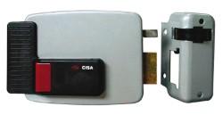 ELETTROSERRATURA DA APPLICARE PULSANTE INTERNO - DX 50 MM - CISA