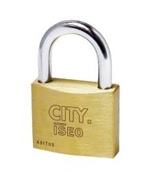 ISEO LUCCHETTI CITY MISURA 30 CHIAVE UNICA