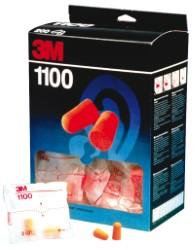 3M TAPPI AURICOLARI 1100 CF.200 CP.