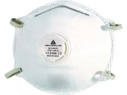 Deltaplus MASCHERINA MONOUSO FFP1 CON VALVOLA M1100VC