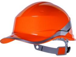 Deltaplus elmetto baseball arancio