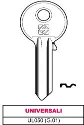 CHIAVE ASC UL050 (G.01)