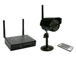 KIT IP CON DVR + VIDEOCAMERA