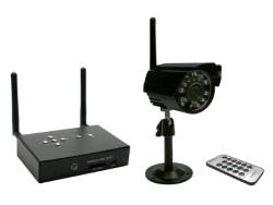 KIT IP CON DVR + VIDEOCAMERA