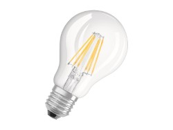 OSRAM LAMPADE A LED RETROFIT FILAMENT - GOCCIA E27 7W LUCE CALDA