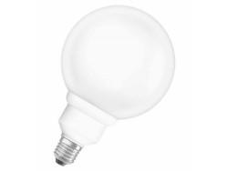 OSRAM LAMPADA A RISPARMIO ENERGETICO DULUX GLOBE E27 20W FREDDA