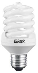 REER LAMPADA A RISPARMIO ENERGETICO E27 SPIRALIZZATA 20W CALDA MICRO