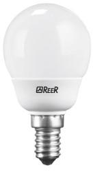 REER  LAMPADA A RISPARMIO ENERGETICO GLOBULARE 9W CALDA MICRO