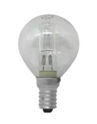 REER LAMPADINA SFERICA ALOGENA E14 20W
