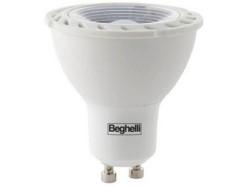 Beghelli LAMPADA A LED GU10  luce calda 4 W