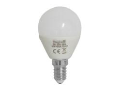 BEGHELLI LAMPADINA LED SFERA 3,5W E14 FREDDA