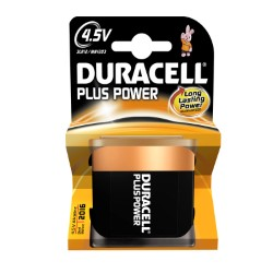 DURACELL PLUS POWER PIATTA BLISTER 1 PZ