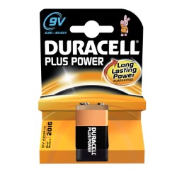 DURACELL PLUS POWER TRANSISTOR BLISTER 1 PZ