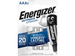 ENERGIZER ULTIMATE LITIO MINISTILO BLISTER 2 PZ