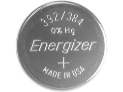 Energizer PILA SILVER OXIDE SPECIALISTICA BOTTONE 392/384 MD Ø mm. 7,9x3,6 h