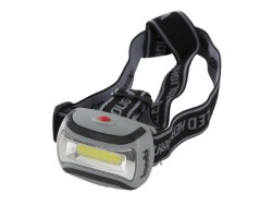 TORCIA FRONTALE COB-LED - EINHELL