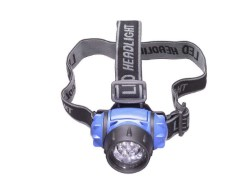 LAMPADA FRONTALE 7 LED - EINHELL