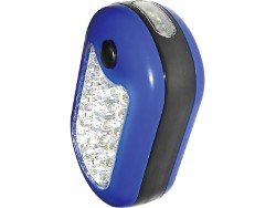 TORCIA LAVORO 24+3 LED FRONTALE - EINHELL