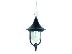 Lanterna elba con catena colore nero