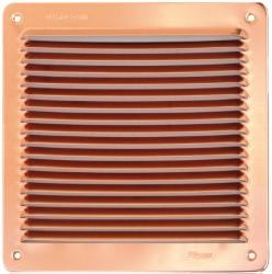 GRIGLIA AERAZIONE MM.228X228 RAME