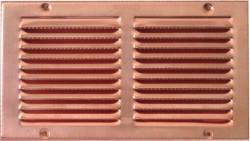 GRIGLIA AERAZIONE MM.140X250 RAME