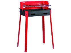 BARBECUE RETTANGOLARE - PIANO COTTURA 30X45 CM
