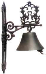 Campana in ghisa modello edera