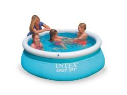 Intex piscina tonda easy set autoportante  Ø cm. 183x51 h