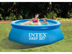 INTEX PISCINA EASY SET CM. 244X76