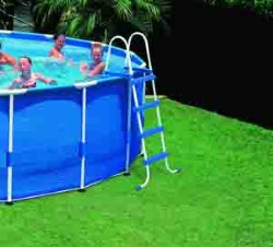 INTEX SCALETTA PER PISCINA FINO A 122 CM
