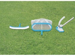 Intex KIT PULIZIA PISCINA DELUXE CLEANING
