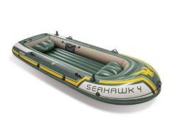 INTEX CANOTTO SEAHAWK CM. 351X145X48H - 4 POSTI