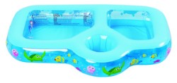 PISCINA GONFIABILE BEACH PLAY 90X60X13 CM