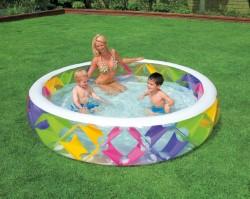 Intex piscina girandola cm.229x56