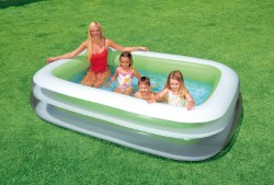 INTEX PISCINA FAMILY SWIM CENTER CM.262X175X56