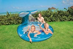 Intex piscina balena 208x157x99 cm