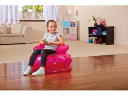 INTEX POLTRONA GONFIABILE FUN CHAIR - COLORI ASSORTITI