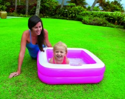 INTEX PISCINA BABY QUADRATA 85X85X23 CM